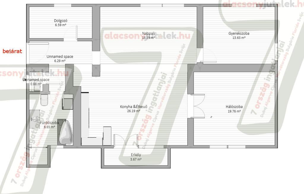 Eladó 3 hálószobás lakás-Budapest II.kerület-Rózsadomb-http://alacsonyjutalek.hu/ - Megbízható, megfizethető, minőségi ingatlanközvetítő iroda-tel: 36-30-9843-962
